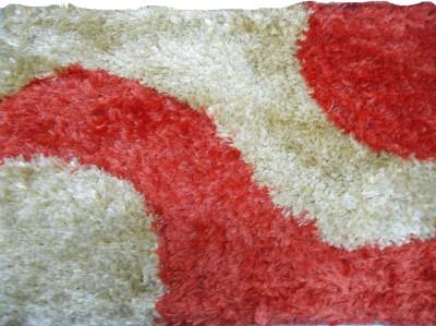 Mrignayaneei Silk, Acrylic, Cotton Medium Door Mat Acrylic Mat