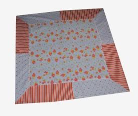 Creative Textiles Cotton, Non-woven Play Mat Cotton Mat(Multicolor, Medium)