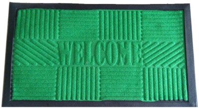 jf Non-woven Medium Floor Mat green doormat