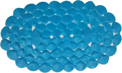 Arow PVC Large Bath Mat SHELL DESIGN-01