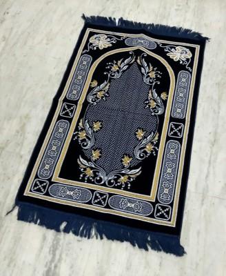 MR MACHROLI Polyester Medium Prayer Mat meemee