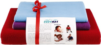 Newnik Cotton Free Sleeping Mat Cherryred-Plum-Firoza