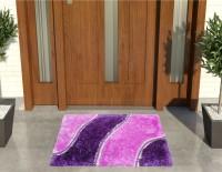 Bajaj Shri Groups Polyester Medium Anti-slip/Anti-grease Mat Zerocut(Multicolor, 1 Mat)