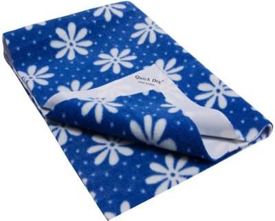 Quick Dry Organic Cotton Large Sleeping Mat Regular print Blue Flower