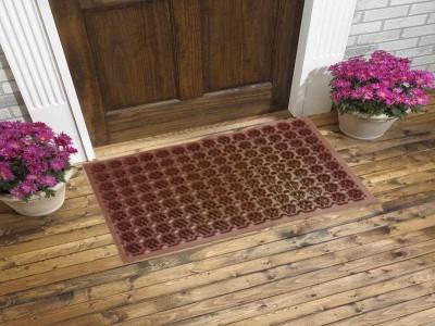 sawariya décor Polyester Medium Door Mat SD00220202