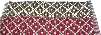 Mrignayaneei Cotton Medium Door Mat Cotton Mat