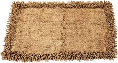 Homefurry Cotton Medium Bath Mat Furry