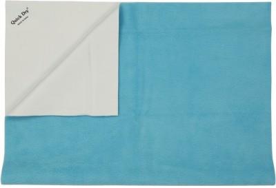 Quick Dry Rubber Medium Sleeping Mat Waterproof Sheet Medium-Ferozi