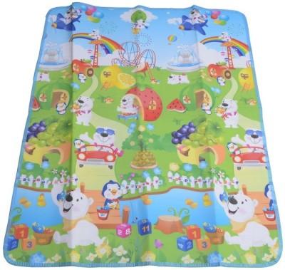 Shopaholic Fashion Plastic Free Play Mat Kids Play & Crawl Cartoon-S374
