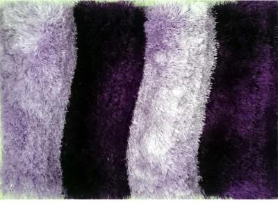 Chaitnya Handloom Polyester Medium Floor Mat Polyster Floor Mat