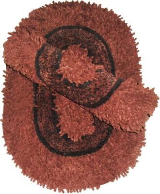 Ritika Carpets Cotton Medium Door Mat Cottan Mat