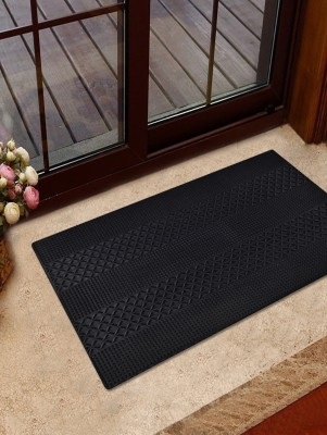 Firangi Polypropylene Free Door Mat Firangi Bristle Waves Heavy Door Mat