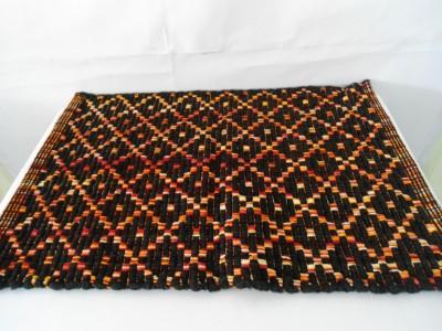 Mrignayaneei Cotton, Wool Medium Door Mat Cotton