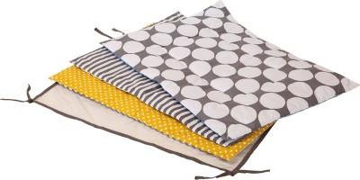 Bacati Cotton Small Sleeping Mat Dots