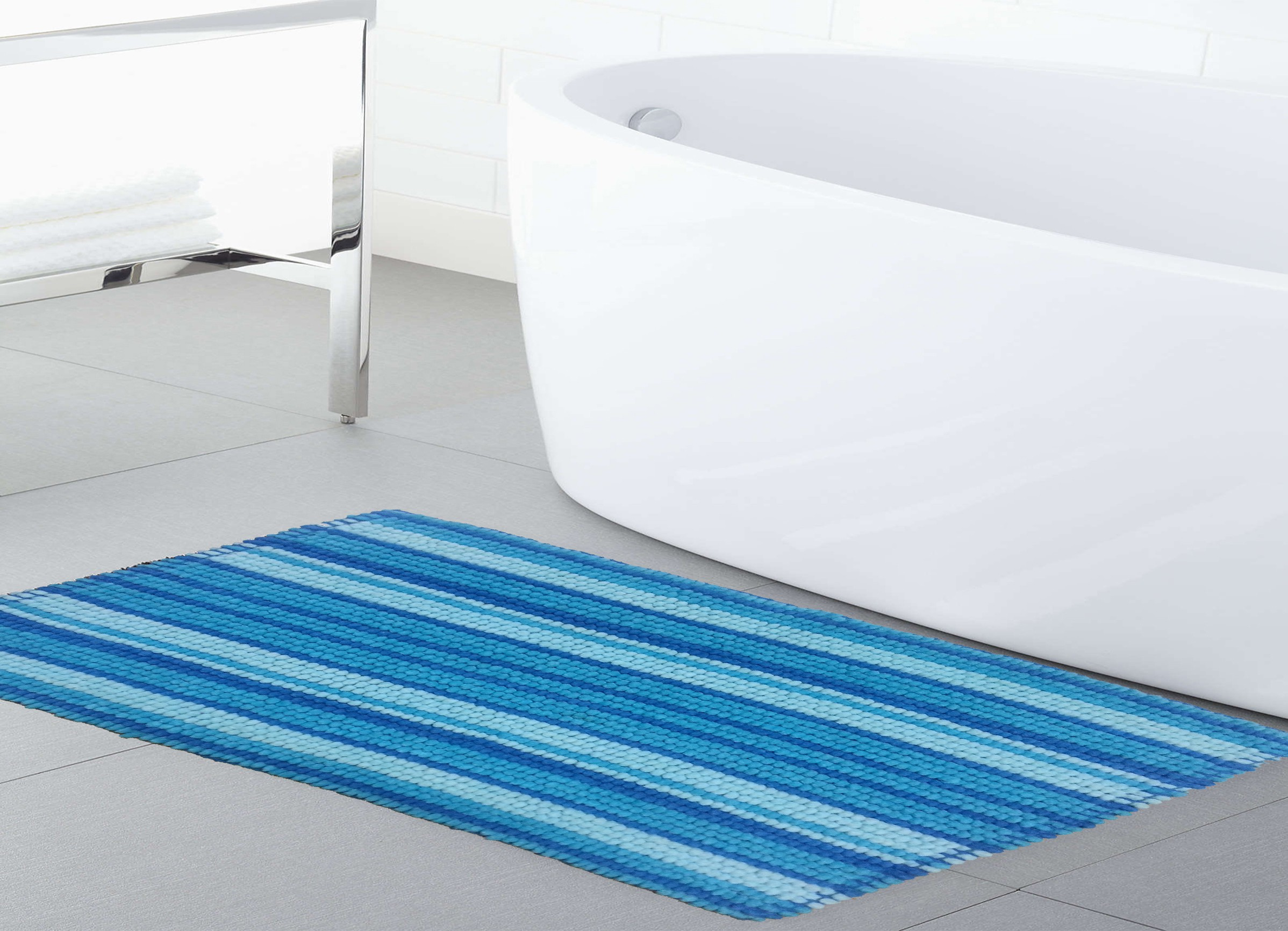Krishna Carpets Cotton Medium Door Mat KC-010