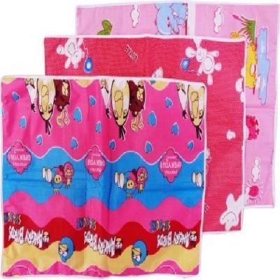 CHINMAY KIDS PVC Medium Sleeping Mat Plastic, Cotton Sheet