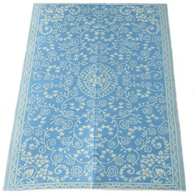 SWHF Polypropylene Extra Large Floor Mat Floral Charm