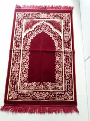 MAYUR7STAR Polyester Medium Prayer Mat Muslim