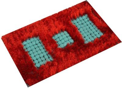 Shresth Lifestyles Cotton, Wool, Polyester Medium Generic Mat SLFDR&B