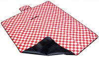7Trees Cotton, PVC Large Camping Mat Foldable Dampproof Beach & Picnic / Chatai - Pattern: Red & White Checks(Red, White, 1 Picnic Mat) best price on Flipkart @ Rs. 959