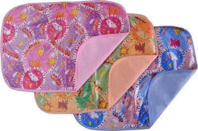 Tag Products Plastic Medium Baby Bath Mat Towel & Plastic Sheet