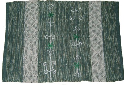 Mab Fab Cotton Free Door Mat Embroidery
