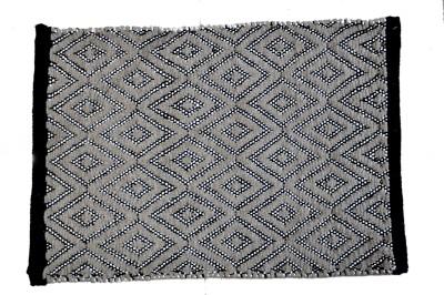 Parkash Fabrications Polyester Medium Floor Mat Floor Mat