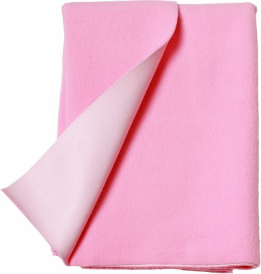 Babeezworld Cotton, Rubber Small Sleeping Mat Babeezworld Smart Bed Protector