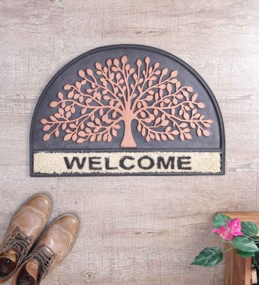 SWHF Rubber Large Door Mat Tree of Life