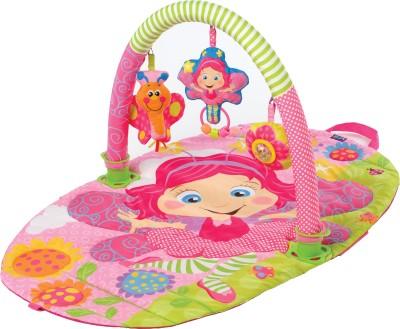 Playgro Sleeping Mat Pink Fairy Gym