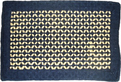 Ritika Carpets Cotton Medium Door Mat Door Mat