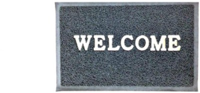 Zesture Plastic Medium Door Mat WelcomePlasticMats