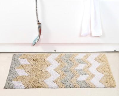 ACASA Cotton Changing Mat WALDEN 100% COTTON TUFTED CHANGING BEDFLOORBATH RUGMAT(MULITCOLOR, Free)
