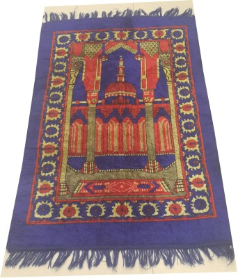 Welhouse Velvet Free Prayer Mat Prayer m...