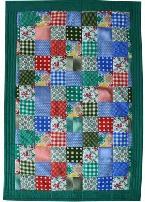 Kadambaby Cotton Medium Play Mat Patch print quilted playmat