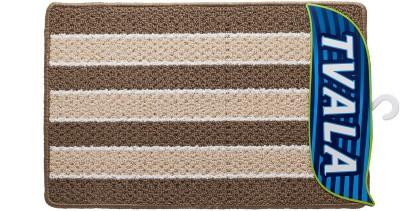 TVALA Cotton Medium Door Mat JHYS145