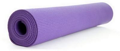 Portia Gold PVC Extra Large Yoga and Exercise Mat Portia Purple 6mm Yoga Mat