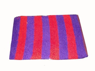 Mrignayaneei Cotton, Silk Medium Floor Mat Cotton