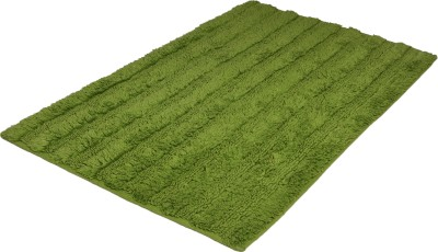 Indiesouq Cotton Large Bath Mat Luxurious 100% Cotton
