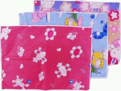 CHINMAY KIDS PVC Medium Sleeping Mat Cotton Sleeping Waterproof