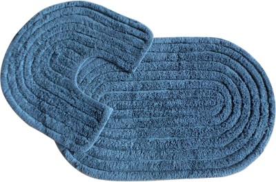 Krishna Carpets Cotton Large Bath Mat KC-303