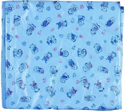 Stuff Jam Plastic Extra Large Sleeping Mat Blue Plastic Sheet - Double Xtra Large
