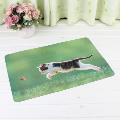 SKAP PVC Medium Door Mat Digital Mat