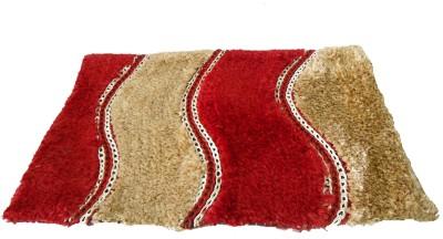 Mrignayaneei Acrylic, Cotton, Silk Medium Door Mat Cotton Mat