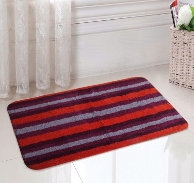 Saral Home Polyester Large Bath Mat Bathmat