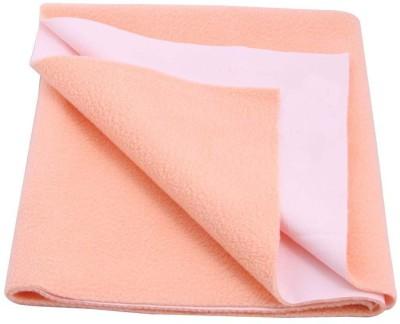 Tinny Tots Polyester Plain Single Bedsheet