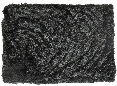 SHL Silk Medium Floor Mat Shag Rug