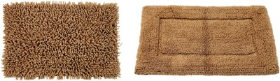 Surhome Cotton Small Bath Mat COMBO
