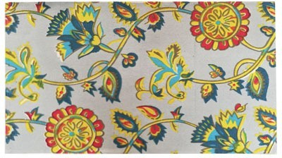 Aazeem Cotton Medium Floor Mat Aazeem Floor Mat