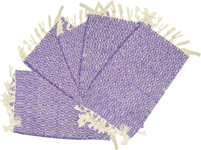 Ritika Carpets Cotton Small Door Mat Set of 5 Door Mat